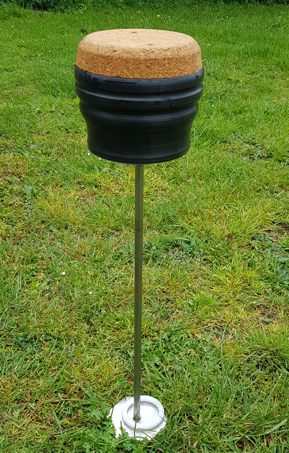 Tall Nylon Block - 25 inches to 48 inches tall
